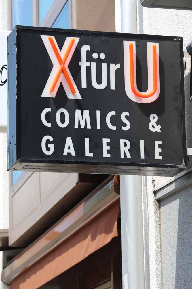 Comicgalerie