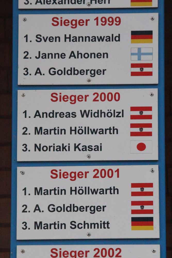 Adlerschanze HInterzarten