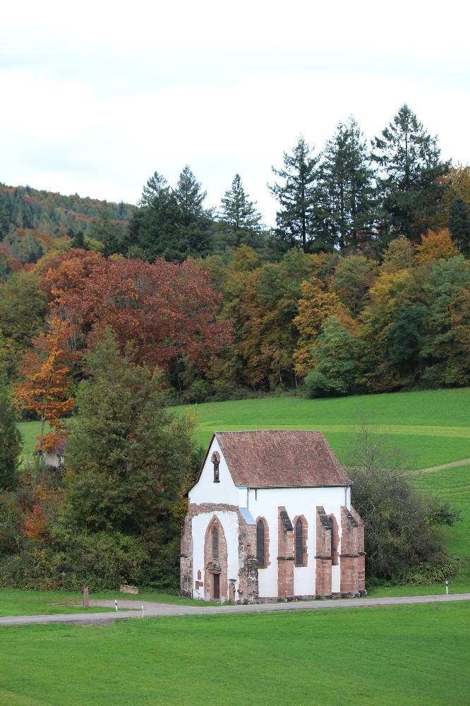 Klosterkapelle Tennenbach